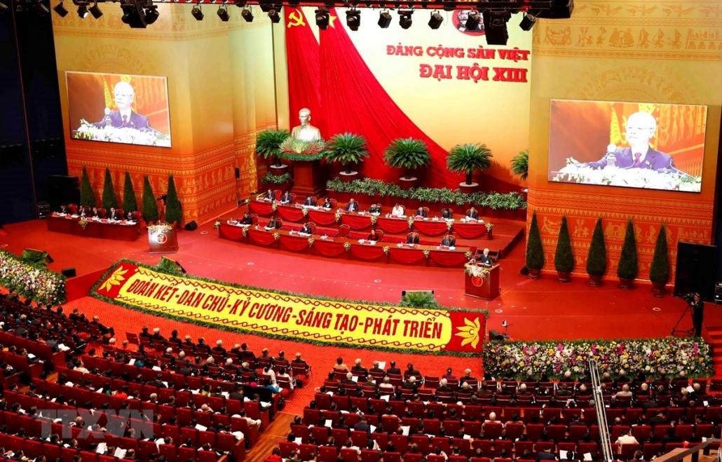 Tăng cường hơn nữa niềm tin của nhân dân đối với Đảng, Nhà nước | Chính trị | Vietnam+ (VietnamPlus)