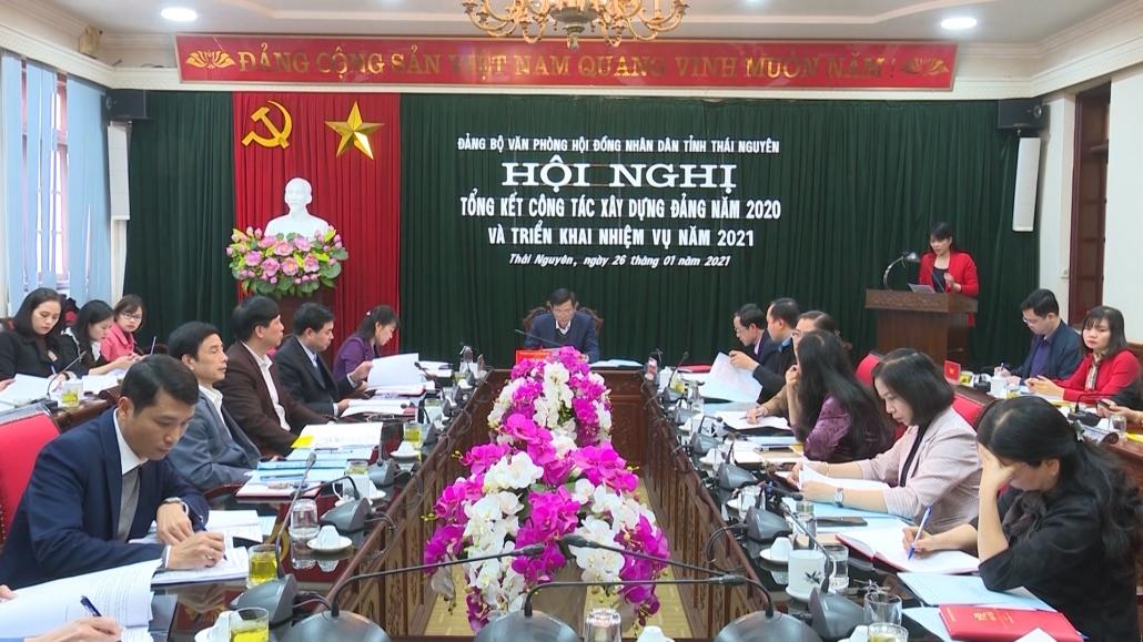 Tiếp tục làm tốt công tác tham mưu, phục vụ các hoạt động của Hội đồng nhân dân tỉnh