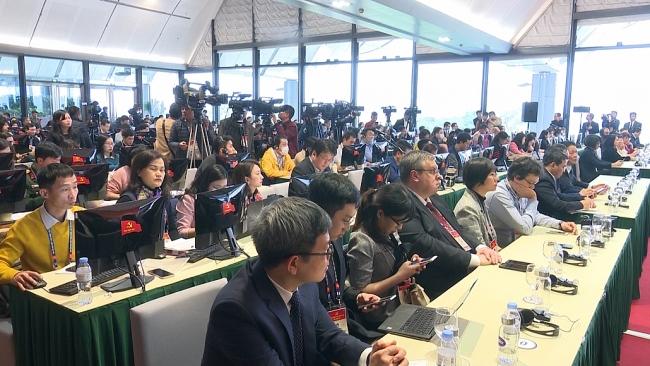 Sôi nổi các hoạt động báo chí đưa tin về Đại hội đại biểu lần thứ XIII của Đảng