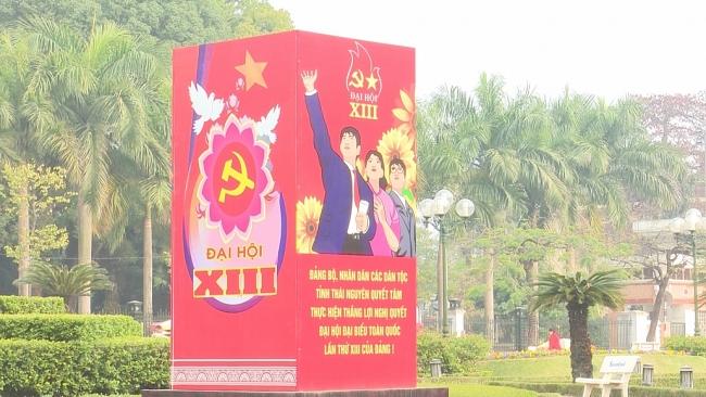 Đặt trọn niềm tin vào thành công của Đại hội XIII của Đảng