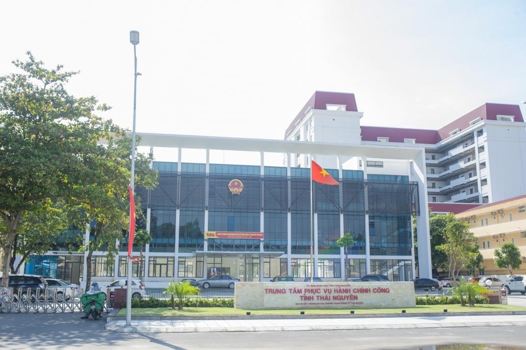 Nỗ lực nâng cao chất lượng hoạt động của Trung tâm phục vụ hành chính công tỉnh Thái Nguyên