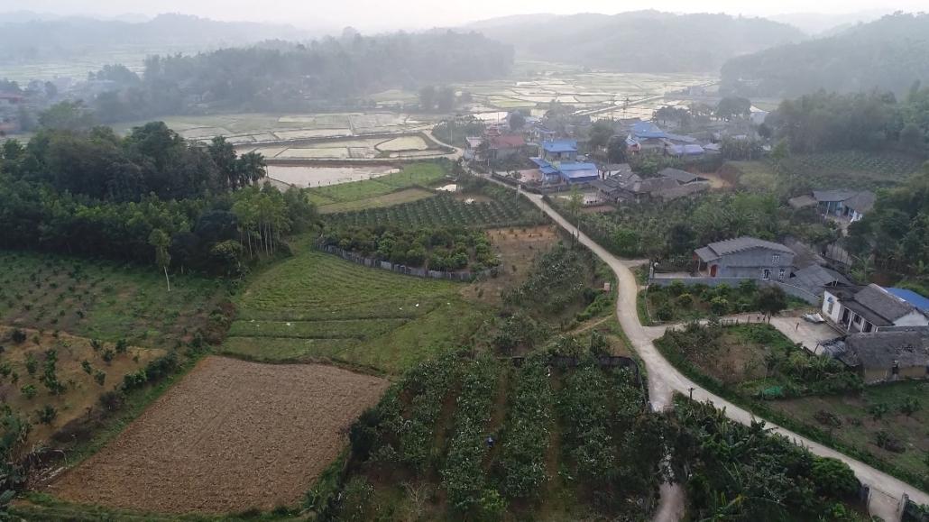 Định Hóa nỗ lực xây dựng nông thôn mới