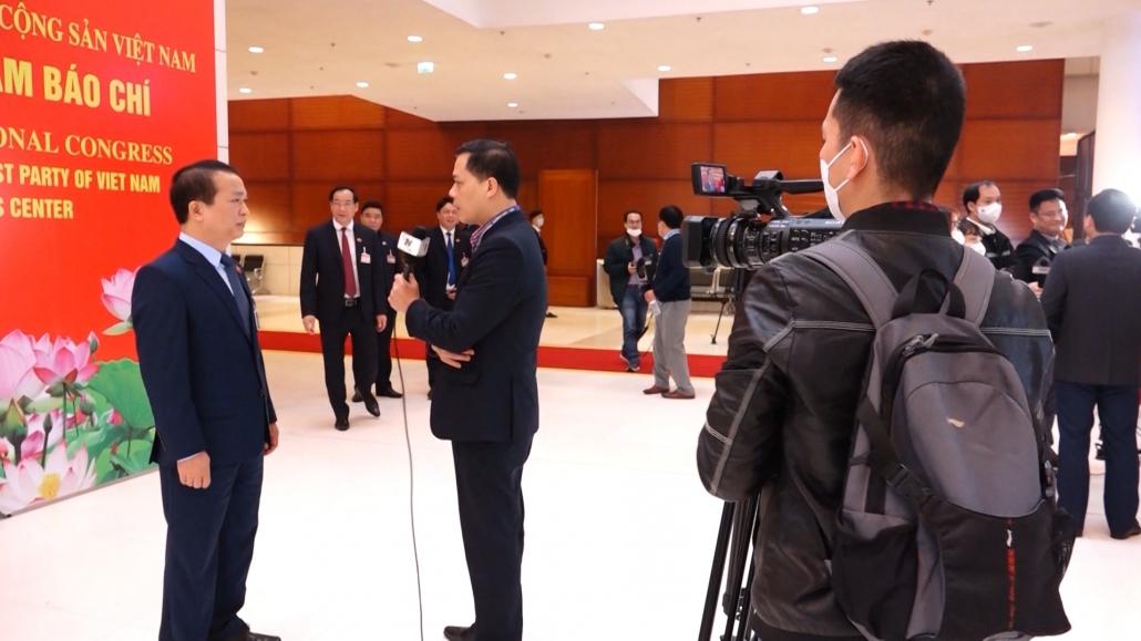 Báo chí Thái Nguyên đồng hành cùng Đại hội XIII của Đảng