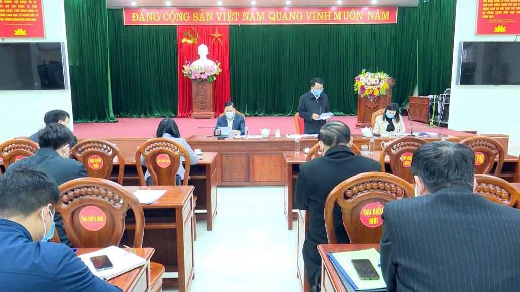 Nhiều địa phương khẩn trương họp thống nhất các biện pháp  phòng, chống dịch bệnh COVID-19