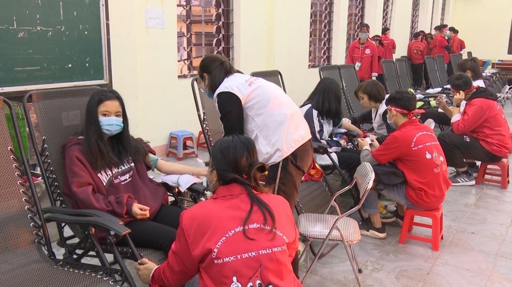 Ngày Chủ nhật đỏ, lan tỏa tinh thần hiến máu cứu người