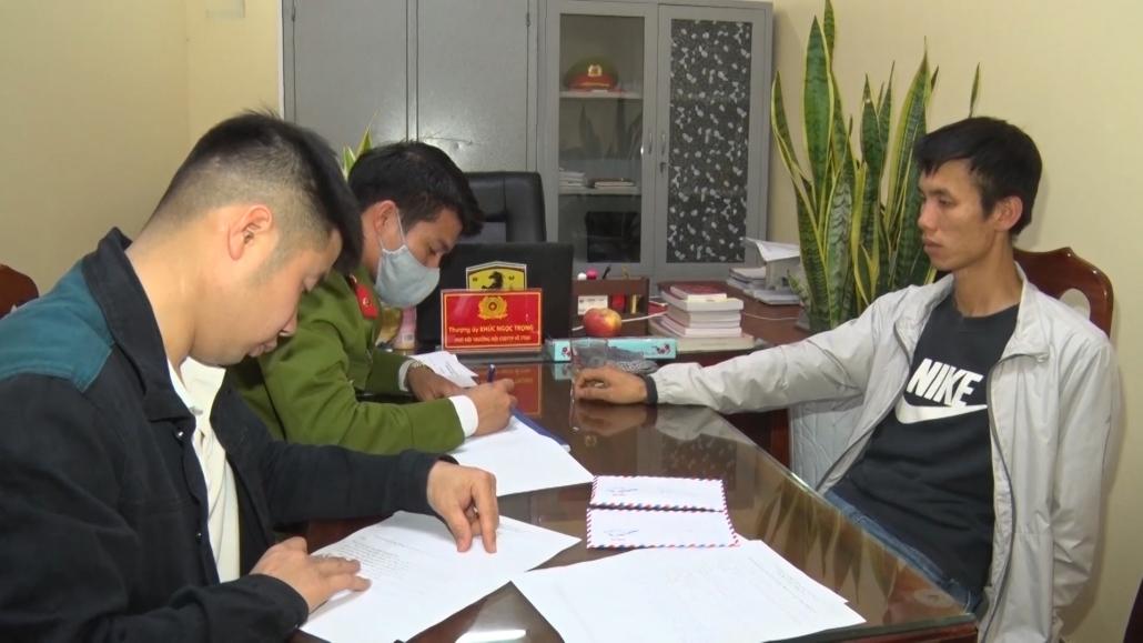 Thị xã Phổ Yên: Bắt khẩn cấp đối tượng giết người ở Đồng Tiến