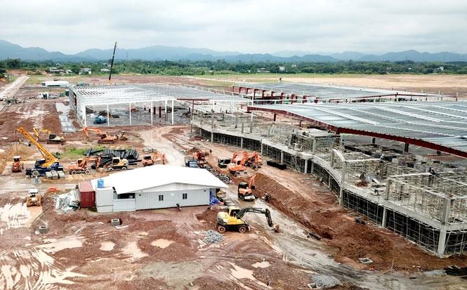 Điều chỉnh bổ sung quy hoạch các khu công nghiệp trên địa bàn tỉnh Thái Nguyên