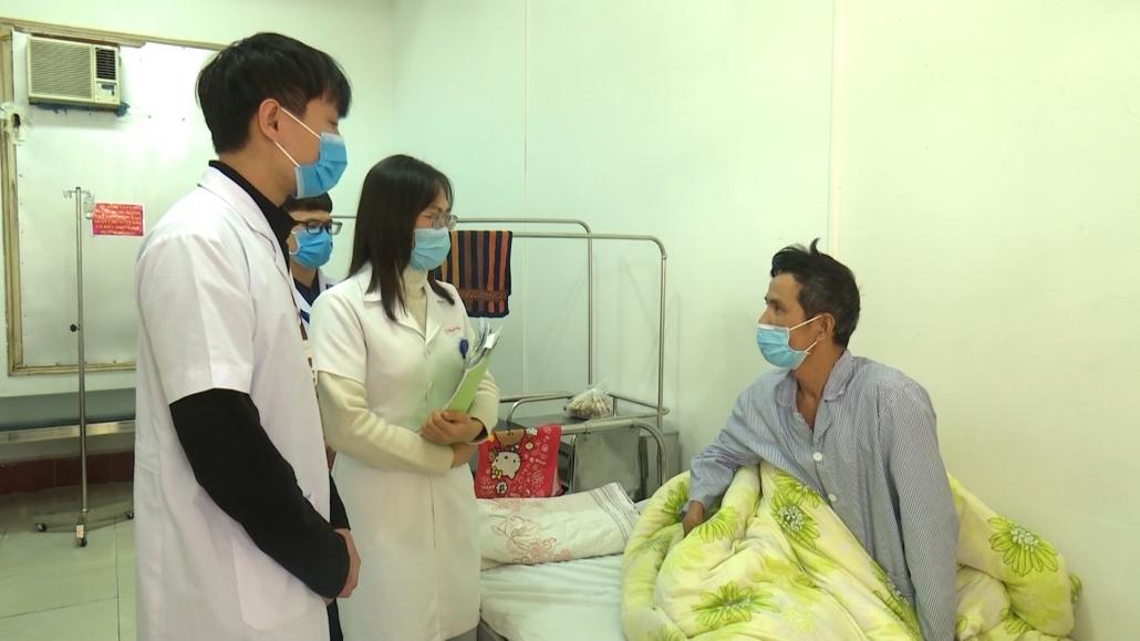 Sinh viên y khoa tình nguyện tham gia phòng, chống dịch COVID- 19
