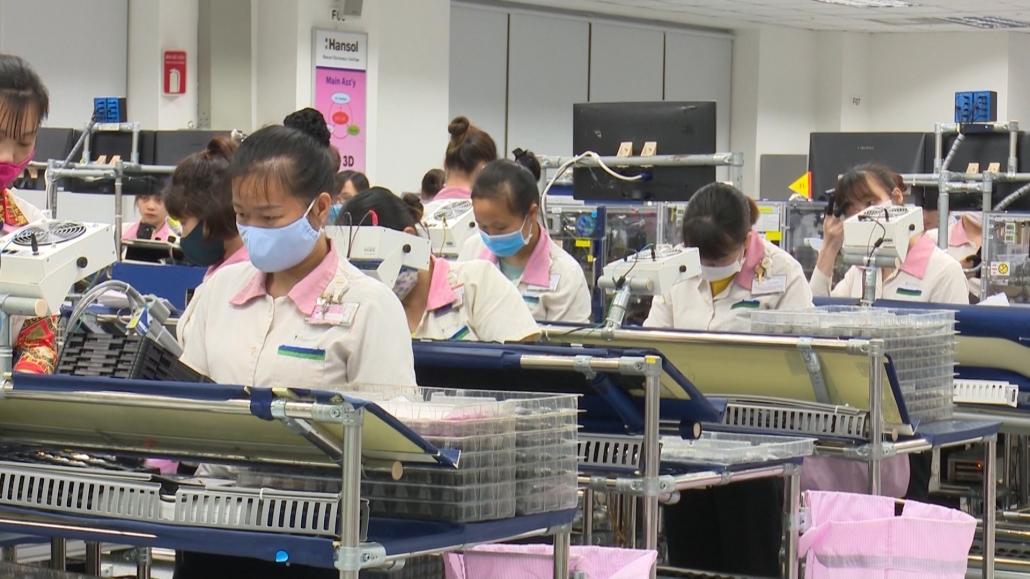 Thái Nguyên: Phấn đấu thu hút 20 dự án đầu tư vào các khu công nghiệp