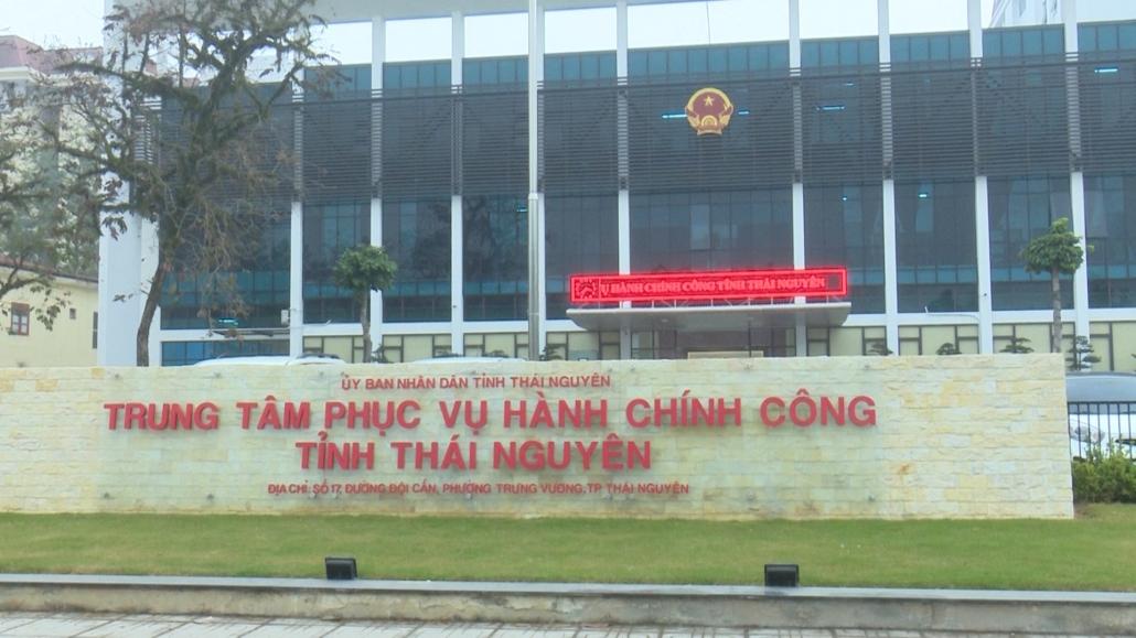 Trung tâm phục vụ hành chính công tỉnh Thái Nguyên đảm bảo an toàn phòng, chống dịch COVID-19