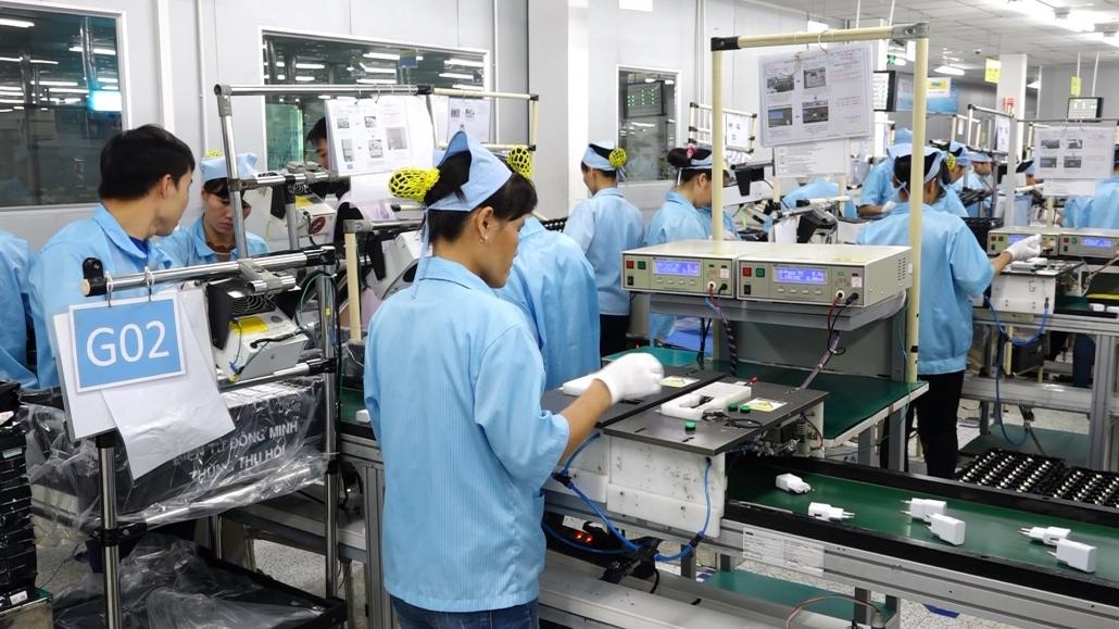 Kim ngạch xuất khẩu tăng trưởng ổn định