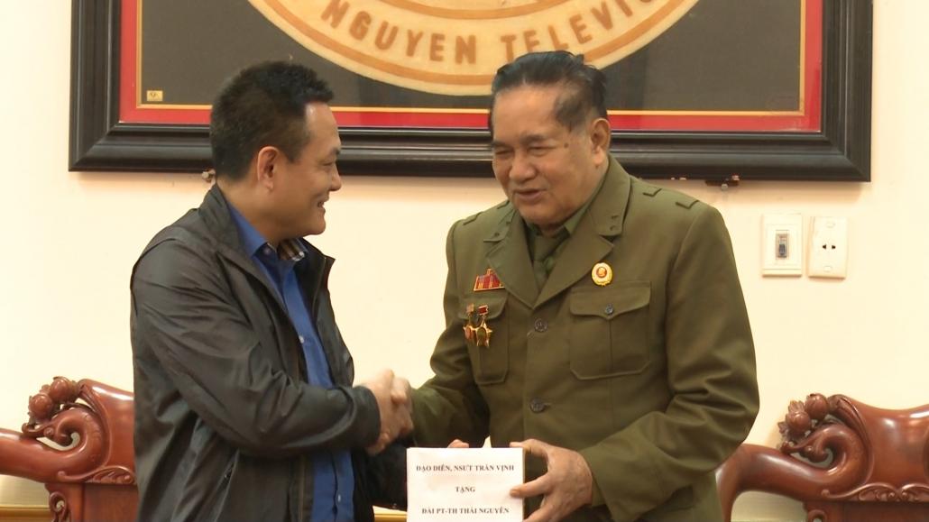 Đài PT-TH Thái Nguyên tiếp nhận 25 bộ phim về đề tài chiến tranh