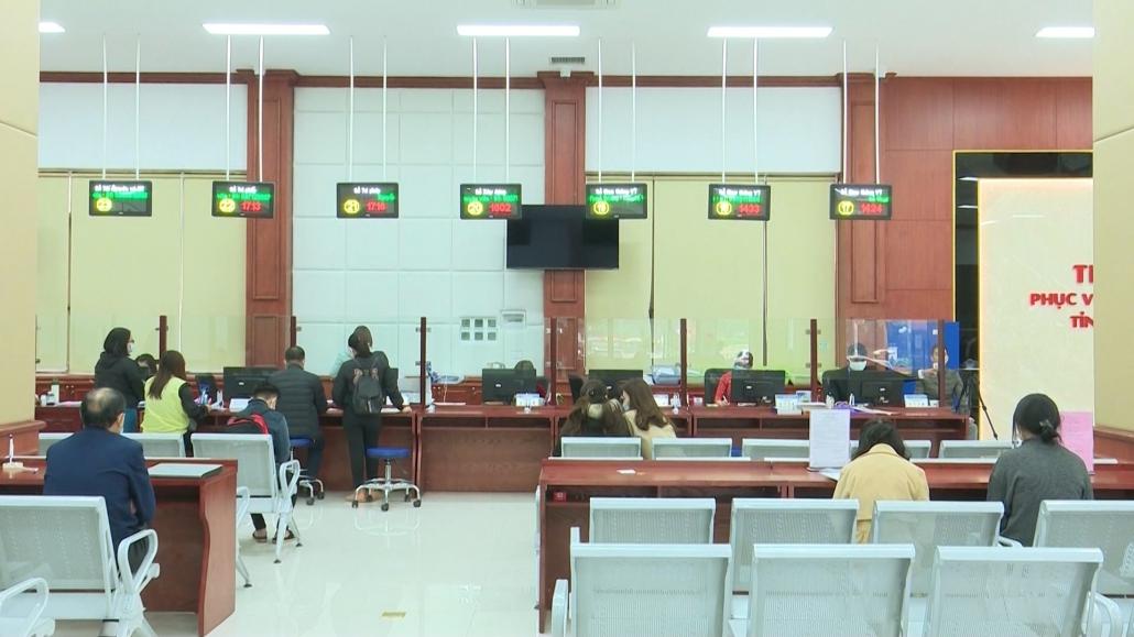 Trung tâm phục vụ Hành chính công tỉnh Thái Nguyên - Bước đột phá về cải cách thủ tục hành chính