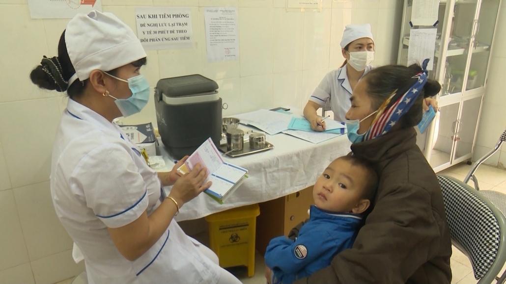 Lợi ích thiết thực từ chương trình tiêm chủng mở rộng