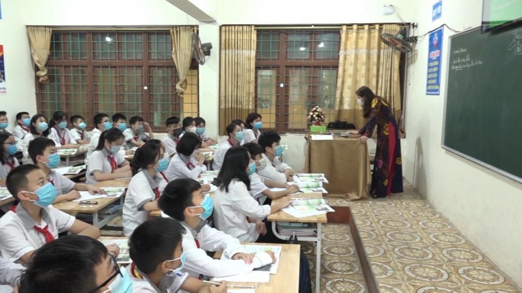 Triển khai thí nghiệm điểm dạy và học Tiếng Hàn và Tiếng Đức trong chương trình phổ thông