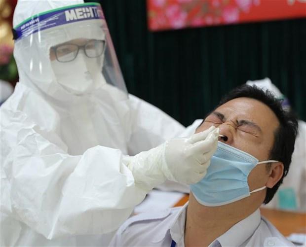 Việt Nam ghi nhận thêm 2 ca mắc mới COVID-19 tại Hải Dương