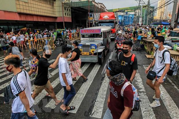 Số ca nhiễm tiếp tục tăng, Philippines phong tỏa vùng thủ đô Manila