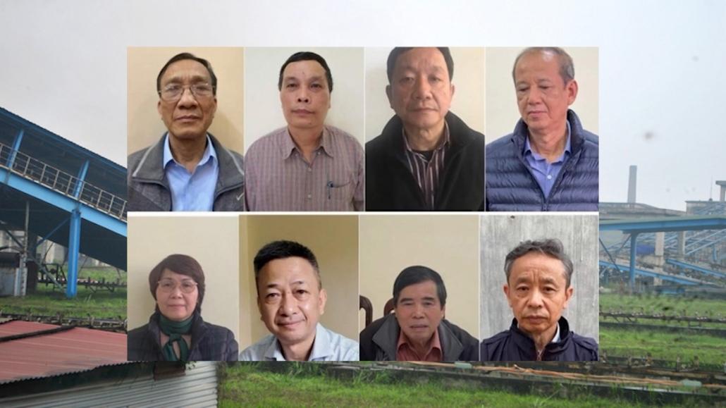Chuẩn bị xét xử vụ án Gang thép Thái Nguyên