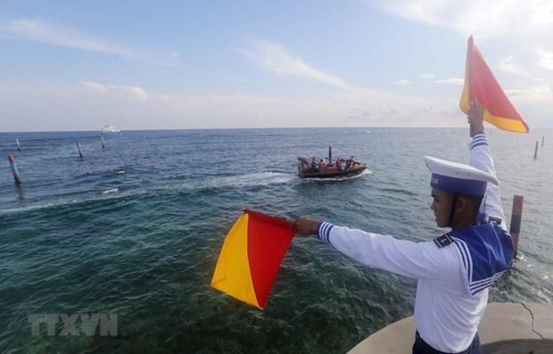 Hội Hữu nghị Bỉ-Việt ủng hộ lập trường của Việt Nam về Biển Đông