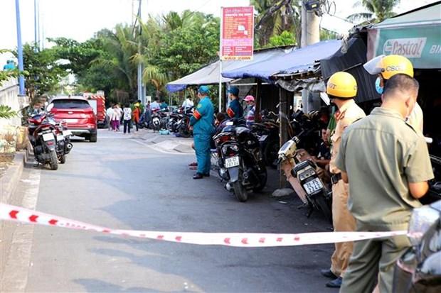 Cháy nhà tại Thủ Đức làm 6 người trong một gia đình thiệt mạng