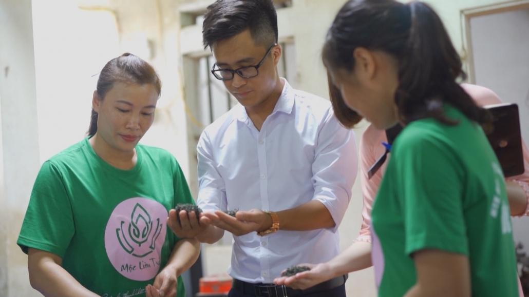 9X đam mê phát triển thương hiệu Trà Thái Nguyên