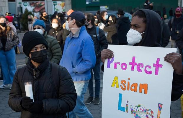 Dư luận Mỹ đánh giá cao biện pháp đối phó nạn bạo lực với người gốc Á
