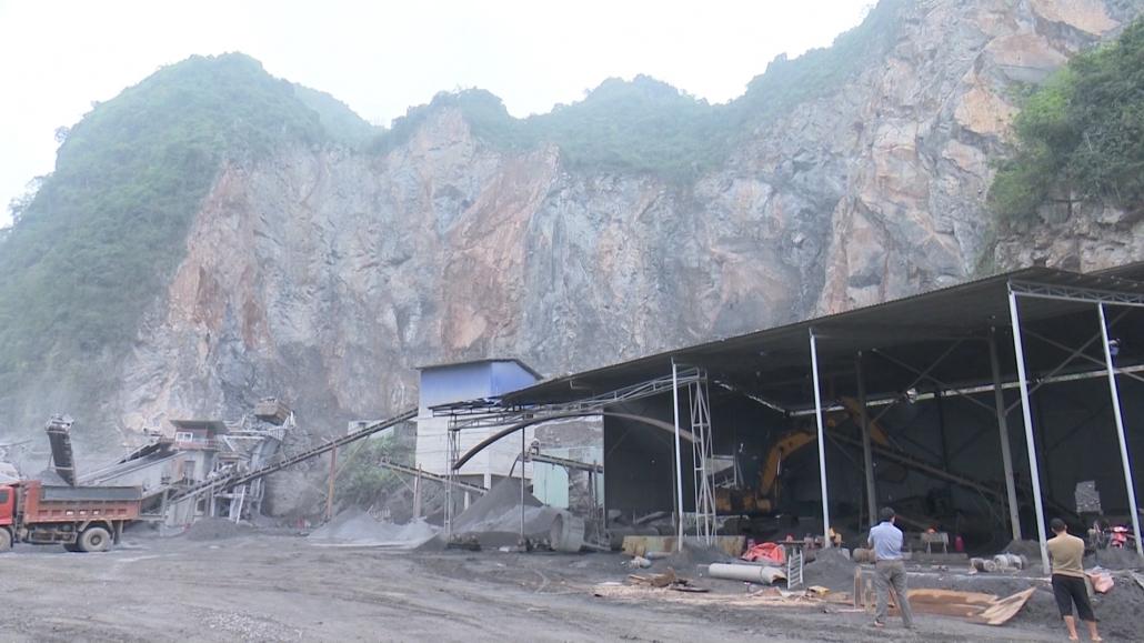 Phú Lương: Bảo vệ môi trường trong khai thác, sản xuất vật liệu xây dựng