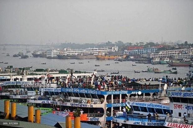 Bangladesh: Chìm phà chở khách khi người dân tháo chạy trước phong tỏa