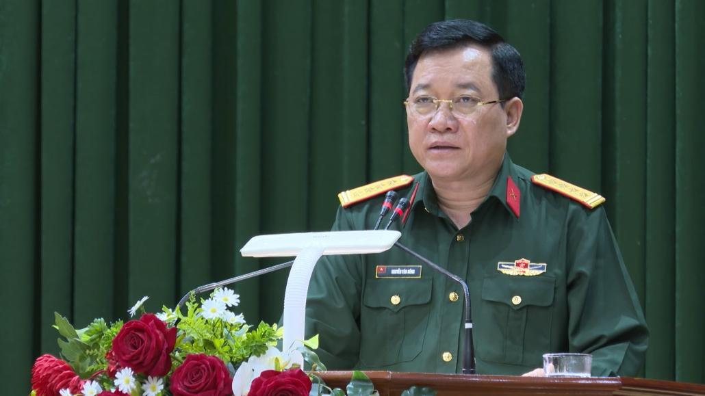 Bộ Chỉ huy Quân sự tỉnh rút kinh nghiệm công tác tuyển quân năm 2021