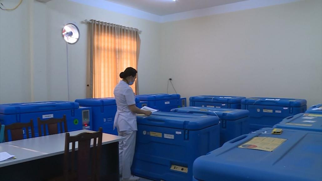Thái Nguyên chuẩn bị sẵn sàng cho chiến dịch tiêm chủng vắc xin phòng COVID-19
