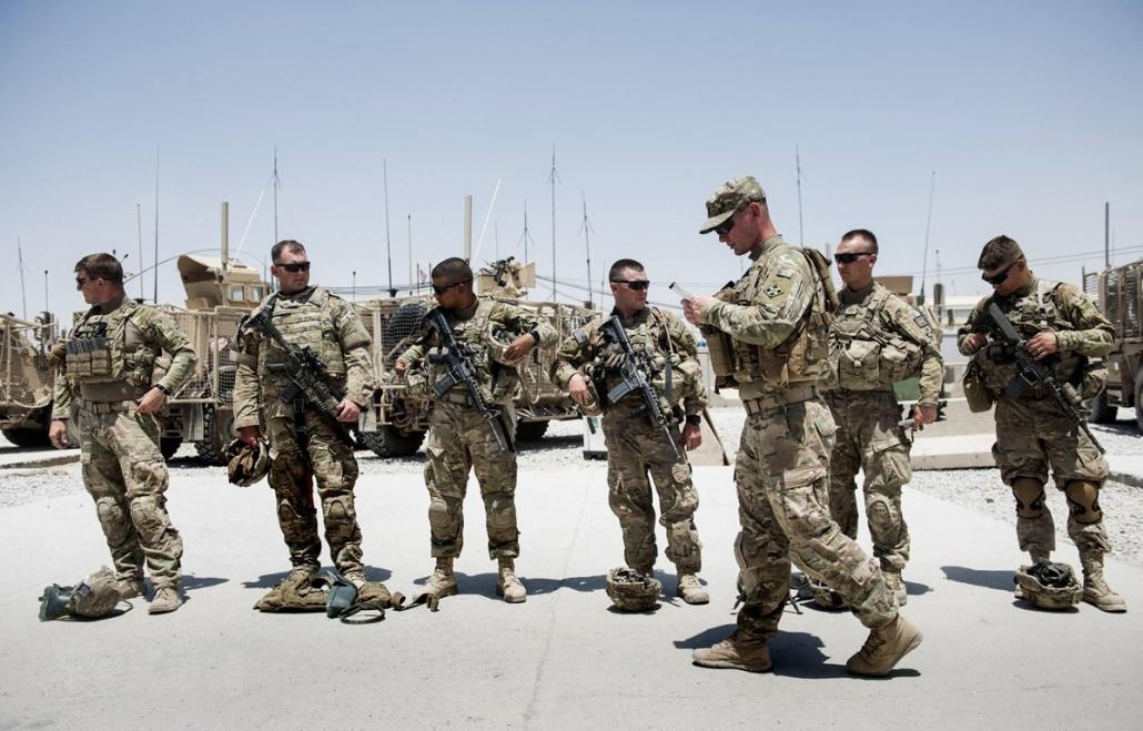 Tổng thống Mỹ Biden dự định rút quân khỏi Afghanistan trước ngày 11/9