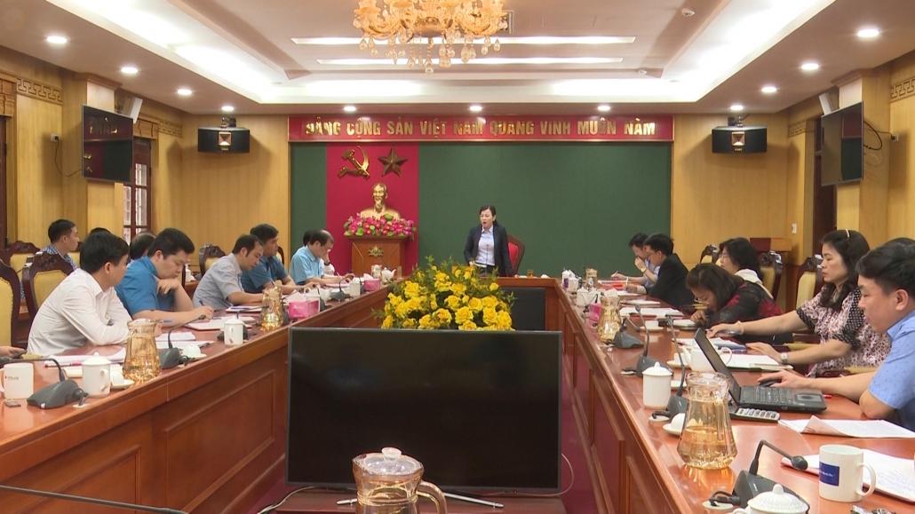 Phát huy vai trò của cơ quan tham mưu trong công tác xây dựng Đảng