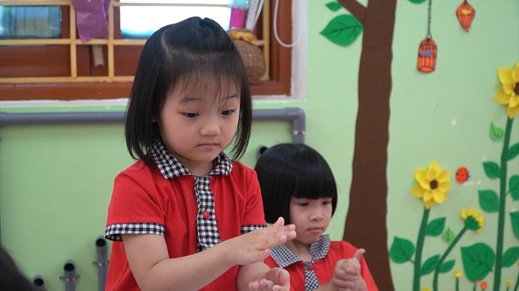 Tết Hàn thực với các em nhỏ