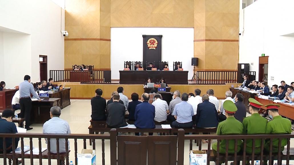 Xét xử vụ Gang thép Thái Nguyên: Luật sư đề nghị xem xét bối cảnh xảy ra vụ án