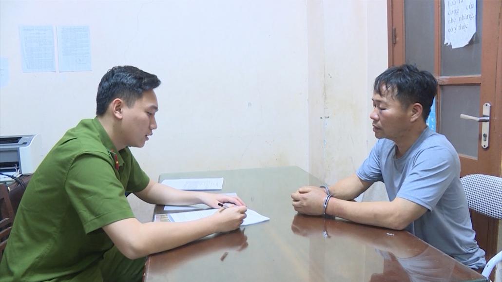Bắt hai đối tượng trộm trâu trên địa bàn thành phố Thái Nguyên