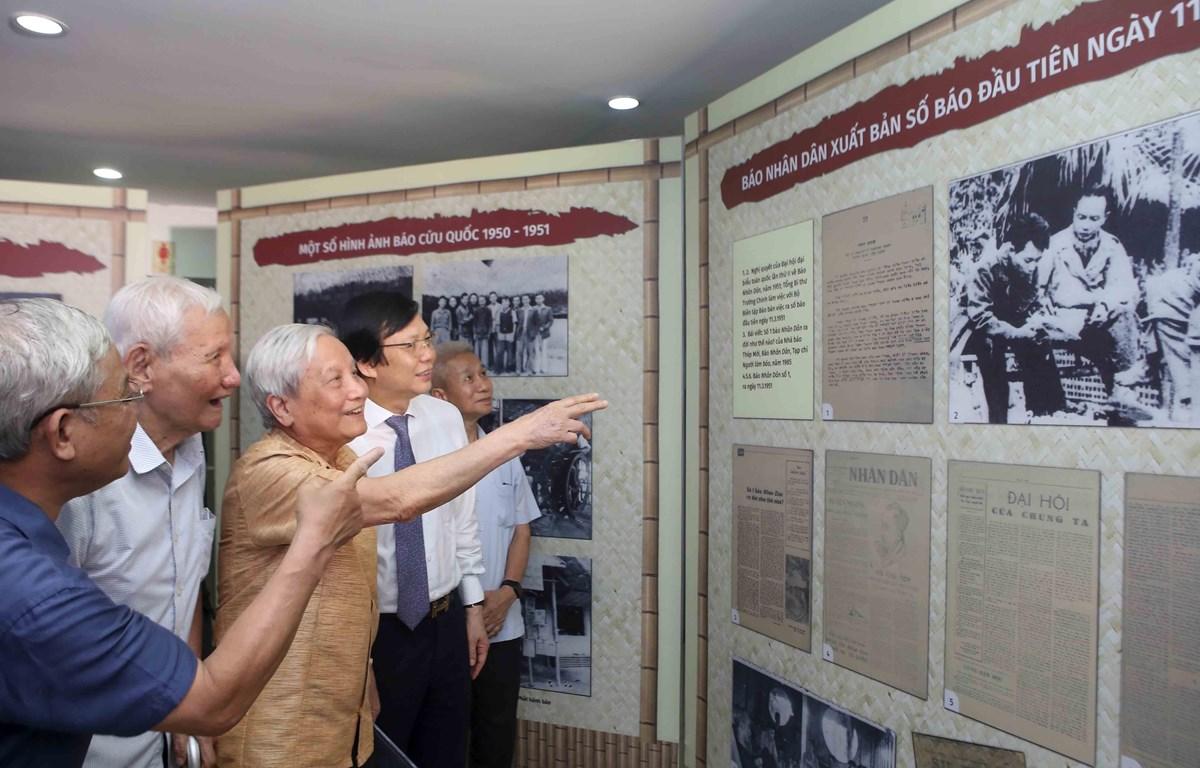 Báo chí chiến khu, niềm tự hào của báo chí Cách mạng Việt Nam