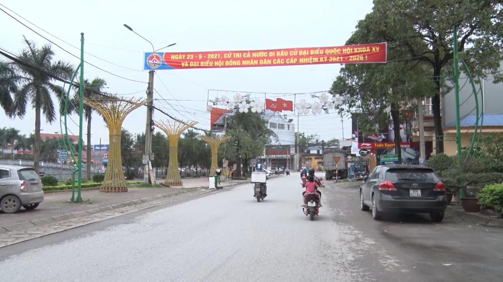 Phổ Yên: Tích cực chuẩn bị cho ngày hội bầu cử