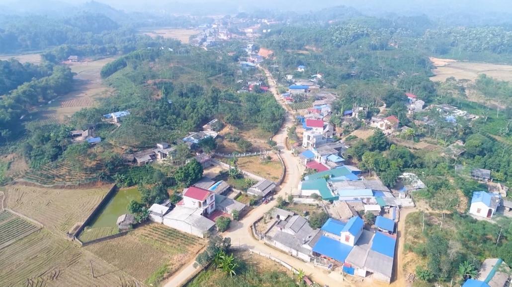 Diện mạo mới ở Phú Ninh, Phú Đình