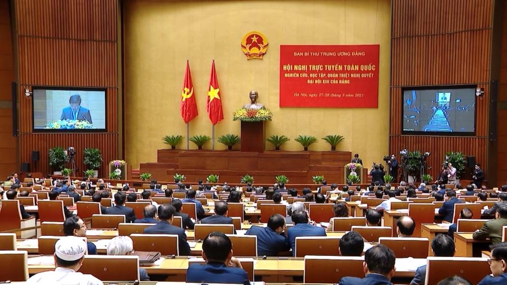 Lan tỏa tinh thần Nghị quyết Đại hội XIII