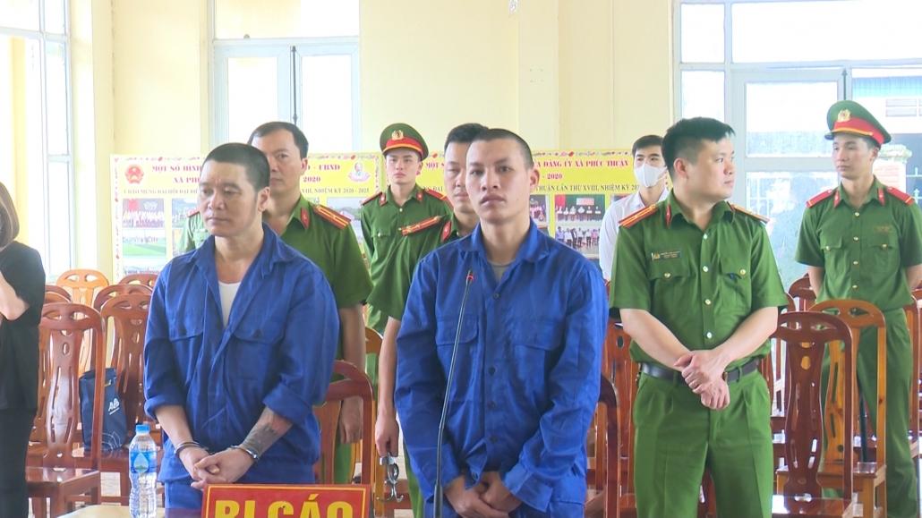 Tòa án Nhân dân tỉnh Thái Nguyên xét xử lưu động