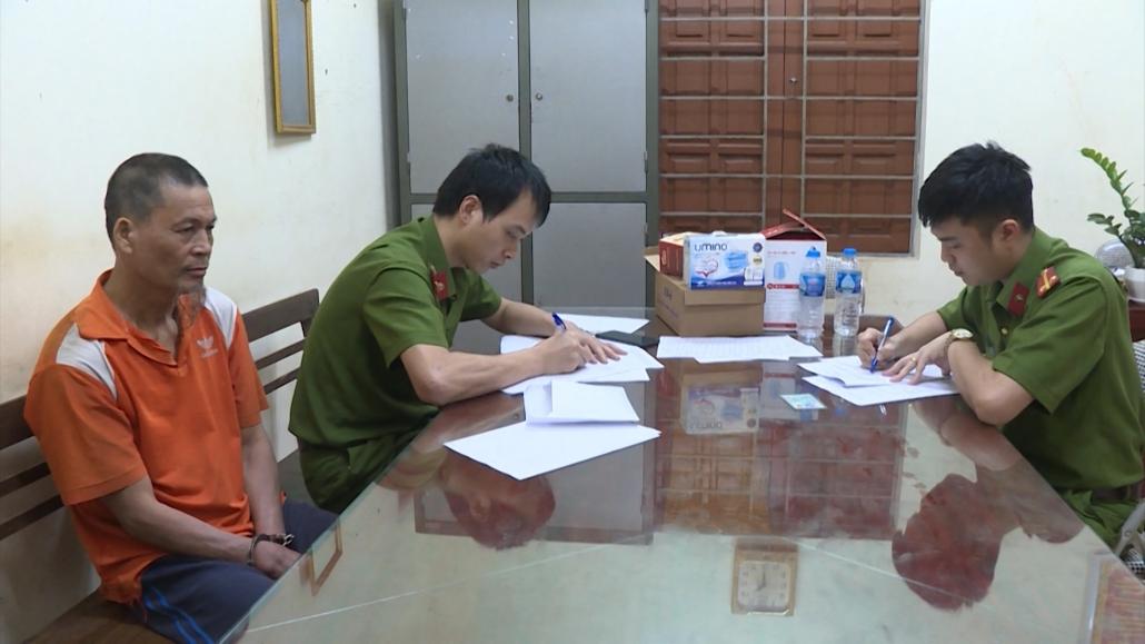 Bắt giữ đối tượng giết người tại xã Tân Đức, huyện Phú Bình