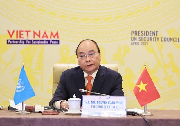 Tháng Chủ tịch HĐBA: Mốc son mới trong nền ngoại giao Việt Nam