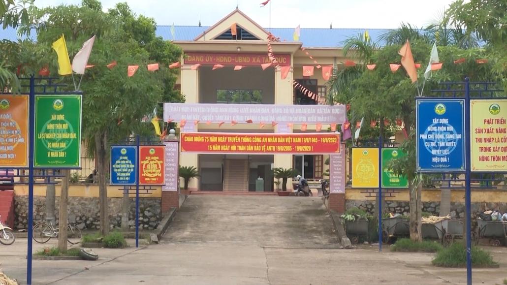 Phú Bình: Huy động nhiều nguồn lực xây dựng nông thôn mới