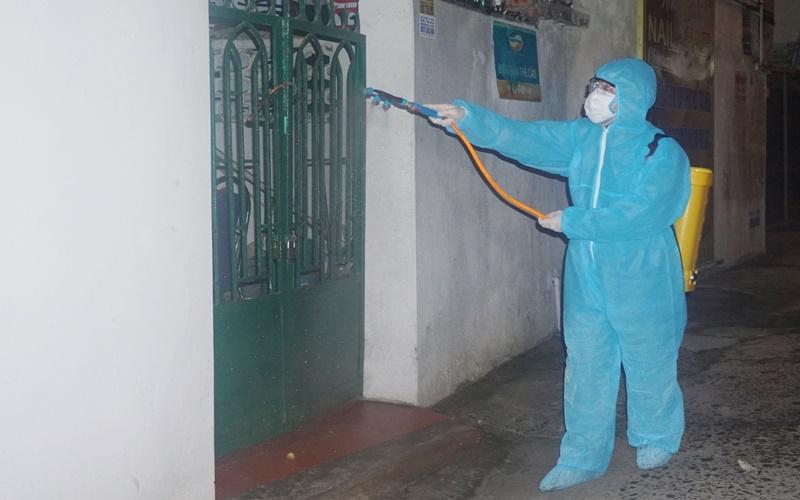 Quảng Ninh truy vết liên quan ca dương tính với SARS-CoV-2