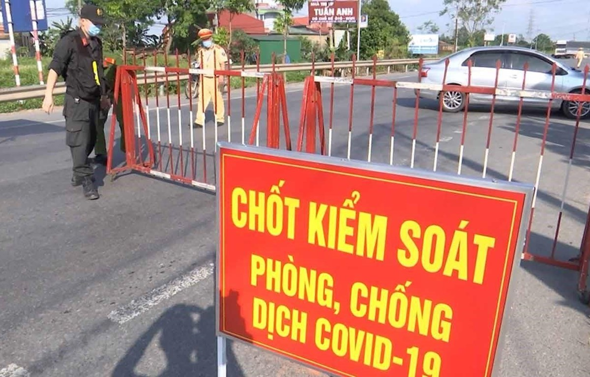 Việt Nam ghi nhận 80 ca mắc mới COVID-19, 78 ca lây nhiễm cộng đồng