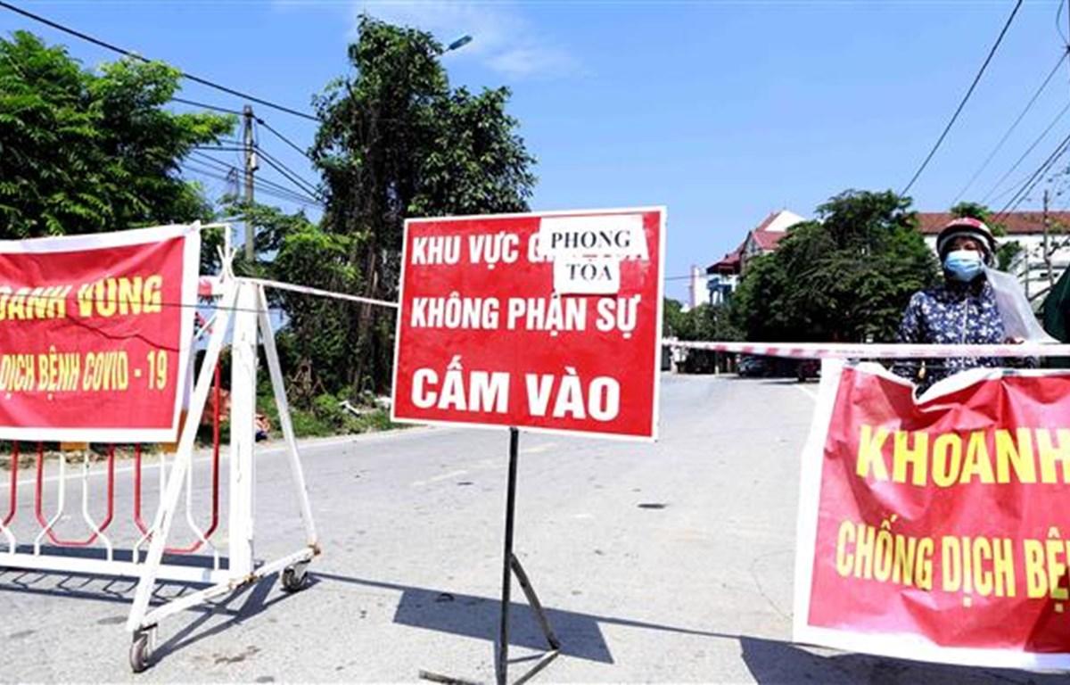 Việt Nam ghi nhận thêm 16 ca mắc COVID-19 trong nước