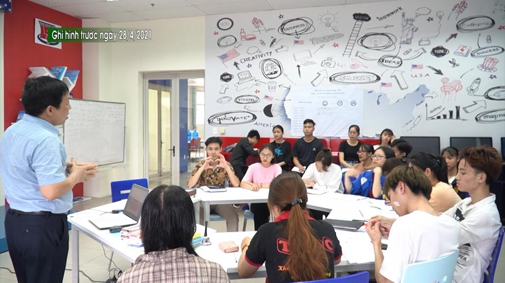 Thúc đẩy tinh thần khởi nghiệp của sinh viên