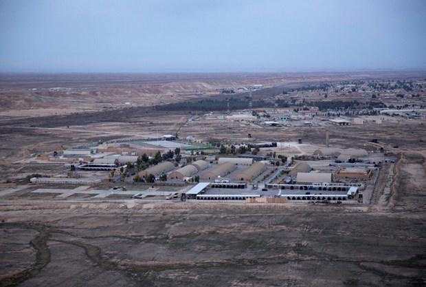 Iraq: Căn cứ không quân của Mỹ tại tỉnh Anbar bị tấn công