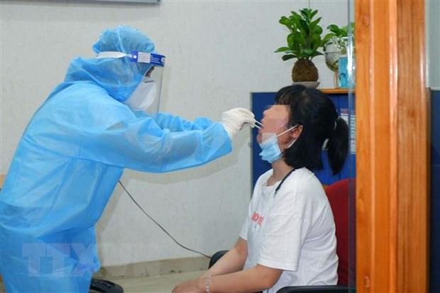 Ghi nhận 150 ca mắc COVID-19 trong nước, Bắc Giang có 84 ca