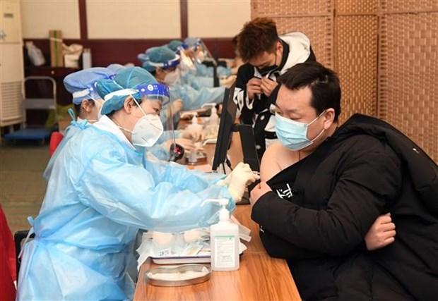 Trung Quốc đại lục ghi nhận 11 ca mắc COVID-19 trong cộng đồng